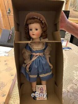 1950's AMERICAN CHARACTER SWEET SUE DOLL ALL ORIGINAL IN BOX