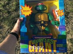 1989 13 All Four Original-In-The-Box Mint Condition Ninja Turtles/Never Opened