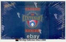 1996 Select AFL Classic Metal Trading Cards Factory Box (24 Packs)-All Foil Card
