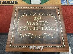 2016 upper deck all-time greats master collection Barry Sanders /10 Signed Box