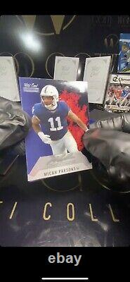 2021 Wild Card Matte White! Sealed Box From Sealed Case! All The hits R alive