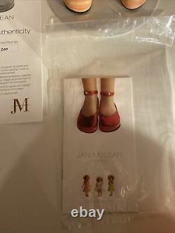 26 Jan McLean Limited Edition Doll Hannah All Original With COA and Box