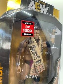 AEW MJF Unrivaled Series #2 CHASE 1/1000 Rare All Elite Wrestling with Case