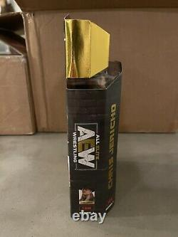 AEW Unrivaled 1 0f 1000 Chase CHRIS JERICHO All Elite Wrestling (AEW) Series 1
