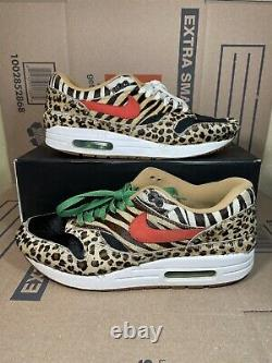 Air Max 1 Atmos Animal Pack Size 11 Worn Good Condition In Box Original All