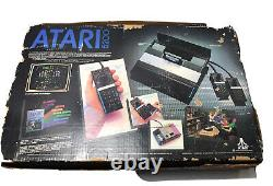 Atari 5200 console, Original Box, 4 Controllers And 9 Games, All Cords, Tested