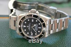 Beautiful Rolex Sea Dweller Model 16600 with all papers & original box! Y Serial