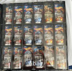 Hot Wheels Highway 35 Limited Edition World Race 2003 ALL 36 Cars ORIGINAL BOX