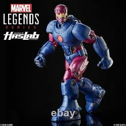 Huge Hasbro Haslab Marvel Legends X-men Sentinel In Hand With All Tiers Included