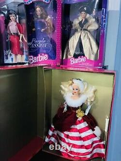 Huge Mattel Barbie Doll Lot 90s & 2000s All Brand New In Boxes Over 40 Dolls