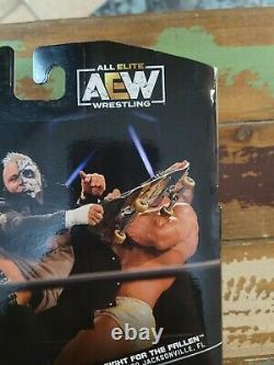 Jazwares All Elite Wrestling Unmatched Darby Allin Chase Figure (1 of 5000) AEW