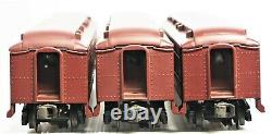Lionel 1949 Madison Car Set. Very Nice. All Original. Very Little Use. Boxes