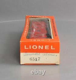 Lionel 6517-75 Vintage O Erie Bay Window Caboose withOriginal Box! LN/Box