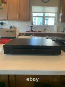Oppo BDP-103D Darbee Edition 3D Blu Ray Player all original accessories in box