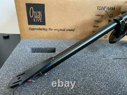 Origin Live Zephyr Tonearm Boxed Never Used inc all accessories WEST LONDON