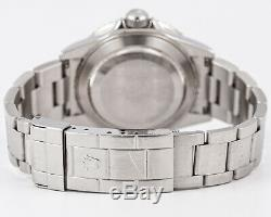 Original 2008 Rolex Ref. 16610LV Kermit Submariner with ALL Box and Papers