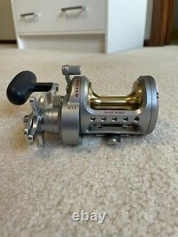Original daiwa saltist 30h 30 with box and all parts and accessories excellent