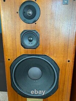Pair of JBL 240TI Speakers, Excellent Unmolested All Original, with Factory Boxes