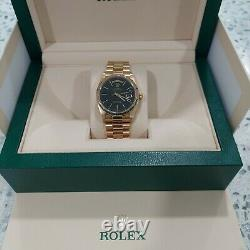 Rolex day-date president 36mm 18k Solid Gold All Original Mint Condition