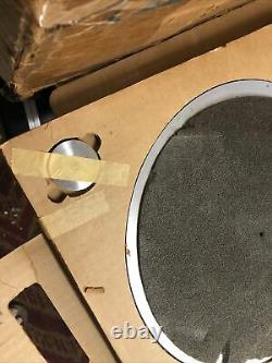 Scarce Acoustic Research Vintage AR Turntable with Original Box Rare Read All