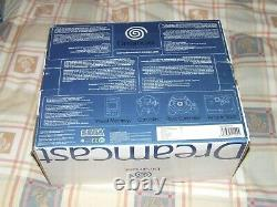 Sega Dreamcast Boxed Fully Complete All Original Manuals & Leaflets Included
