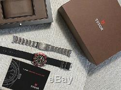 TUDOR Heritage Black Bay 79230R watch, private collection all original with box