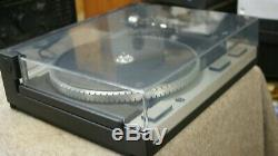 Thorens Td115 Vintage Classic Turntable Boxed All Original