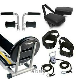 Total Gym FIT New in Box, Contains All Original Accessories