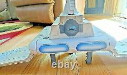 VTG KENNER Star Wars IMPERIAL SHUTTLE BOX COMPLETE All ORIGINAL Parts CLEAN