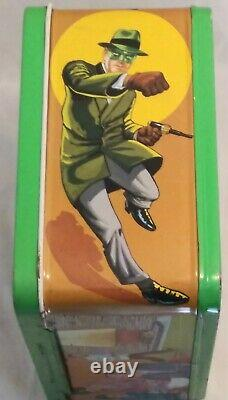 Vintage 1967 Green Hornet Lunch Box by King Seeley All Original No Touch Ups