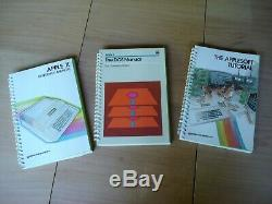Vintage Apple II Plus Computer all original in boxes with Monitor and Disk Drive