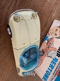 Vintage Corvair Bertone By Bandai Car, All Original With O Box. Mint Condition