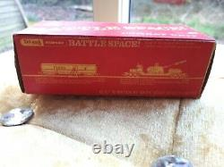 Working Tri-ang Loco R. 752 battle space turbo all original parts BOXED